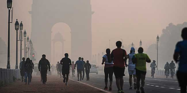 "Delhi air quality will soon improve from ""very severe"" to ""very poor"""