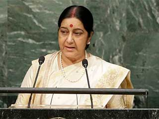 Sushma Swaraj undergoing tests for kidney transplant: AIIMS Sources