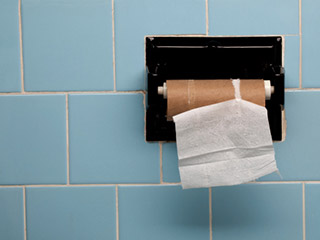 West is also <strong>using</strong> water instead of toilet paper. Know why!