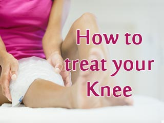 How to treat your knee <strong>pain</strong>
