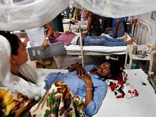 After Delhi-NCR outbreak, Chikungunya and dengue <strong>cases</strong> up in villages