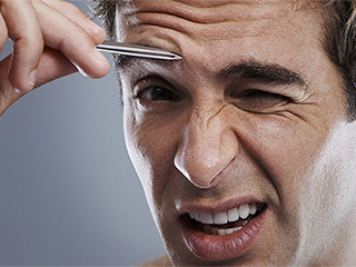 Ask a Doctor : How to get rid of eyebrow dandruff