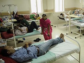 Dengue, chikungunya cases are increasing day by day, 12 <strong>mobile</strong> fever clinics launched