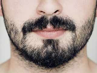 Why your beard may grow in a different colour than your <strong>hair</strong>