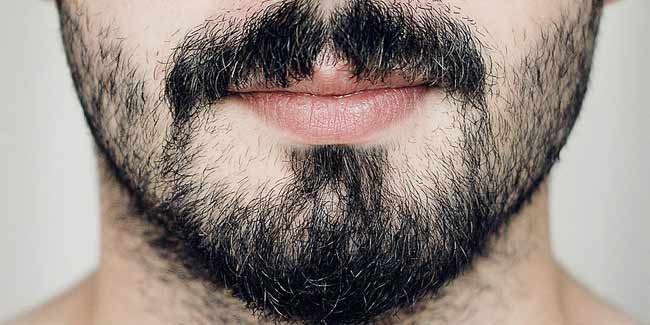 Why your beard may grow in a different colour than your hair