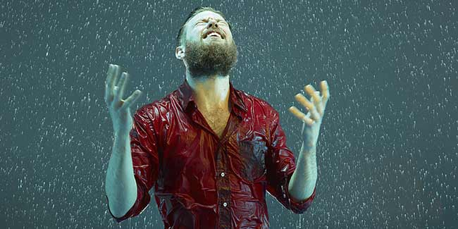 4 Simple ways to take care of your beard during monsoons