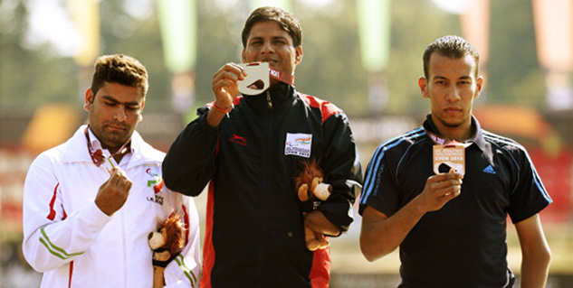 The story of Javelin genius Devendra Jhajharia
