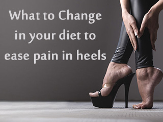 What to change in your diet to ease pain in heel
