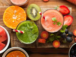 Try juice fasting this <strong>Navratri</strong>