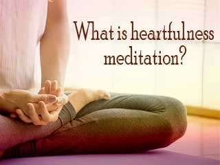What is heartfulness meditation?
