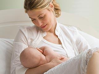 <strong>Breastfeeding</strong> good for mom's heart