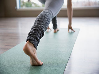 Power <strong>yoga</strong> for a better physical and mental health