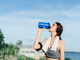 <strong>Protein</strong> Shake benefits for women