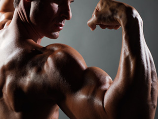 Routine that can help you <strong>build</strong> muscles <strong>fast</strong>