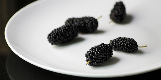Eat mulberries to balance blood sugar level in your body