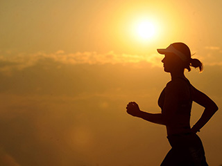 Know how running can give <strong>you</strong> a healthier and better <strong>life</strong>