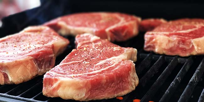 Red meat increases risk of type 2 diabetes, says study