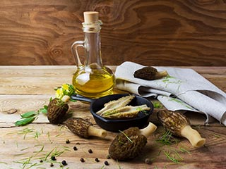 5 <strong>Tips</strong> to Easily Clean and Cook Morel Mushrooms