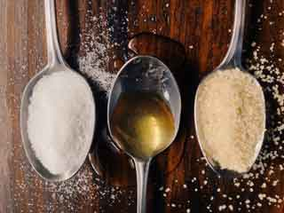 Natural Sweeteners are No Better than Sugar