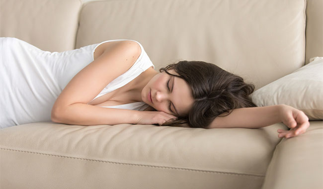 Feel Like Dozing off after a Meal? Blame the salt