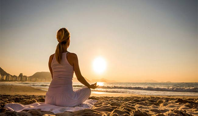 Practicing a yoga and meditation routine regularly can change your genes for good