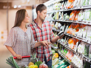 Healthy Grocery Shopping <strong>Tips</strong>