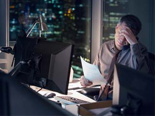 Beware! Work related stress may cause cancer