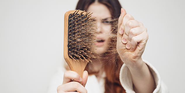 Five most common hair problems