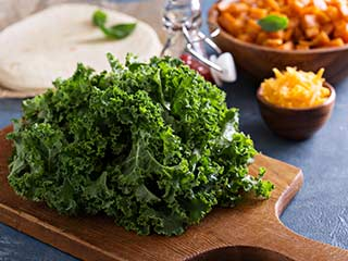Healthy heart kale tortilla recipe you must try