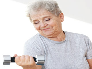 Exercise regularly if you want to reduce weight and hot flashes <strong>post</strong> menopause