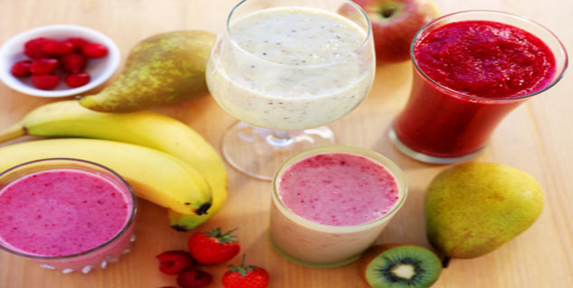 smoothie in hindi