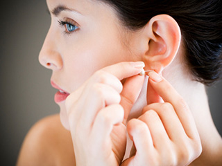 Why do your ear piercings randomly <strong>smell</strong> so bad and how to <strong>get</strong> <strong>rid</strong> of that stink?