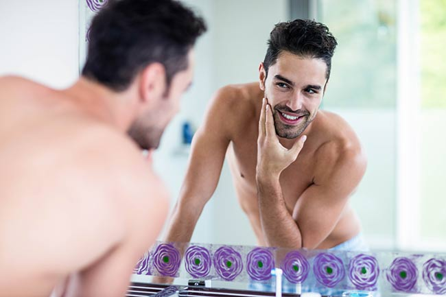 Men's grooming DIY fixes