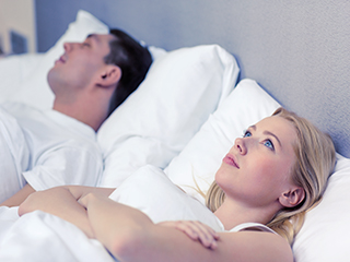 How snoring affects your relationships