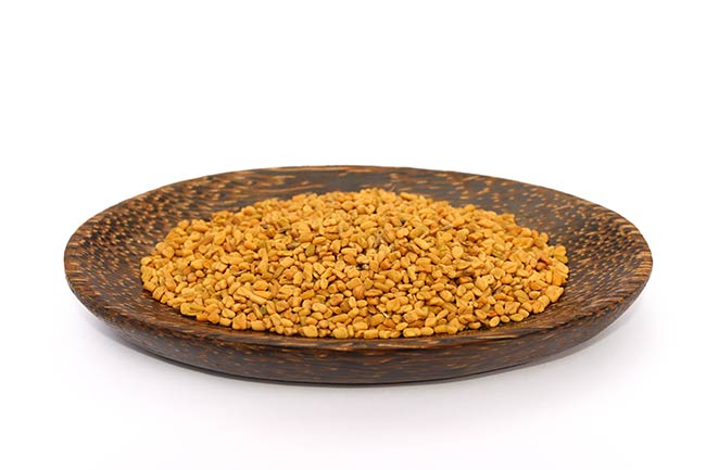 Fenugreek or methi