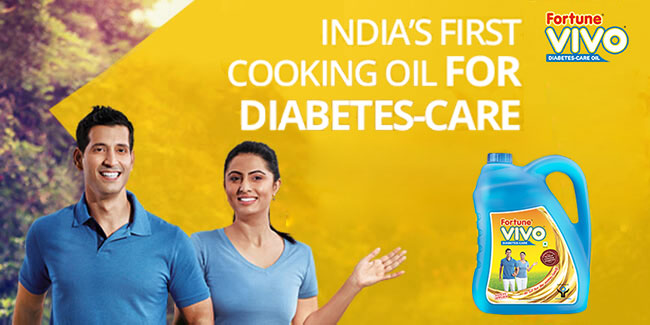 Country with 20% diabetics needs a healthy cooking oil