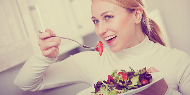 Why you must never skip your daily dose of salad