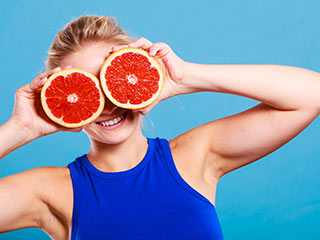 <strong>Eat</strong> your way to beautiful skin with these 7 foods