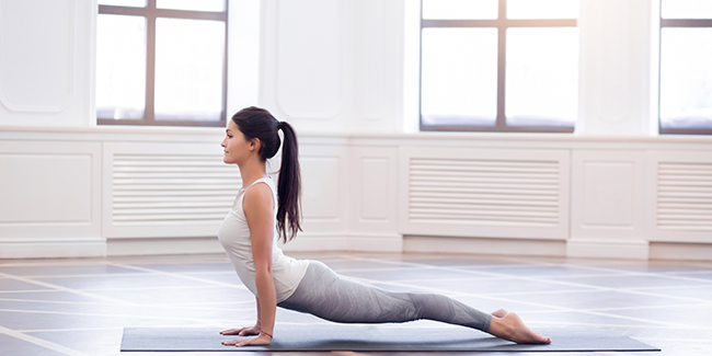5 simple yoga poses that can give you toned arms
