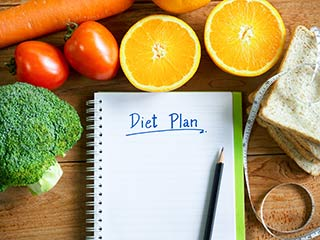 30-Day Diet Plan: Reduce Weight Within 1 Month With This Super Effective Chart