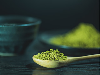 Why drink green tea when <strong>matcha</strong> is here