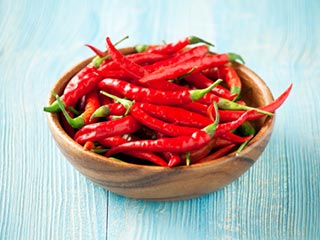 <strong>Trying</strong> to Lose Weight? Give the Hot and Spicy Cayenne Pepper a Try!
