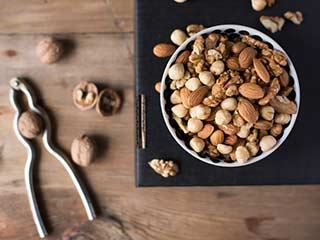 Improve your haemoglobin with these 6 nuts high in <strong>iron</strong>