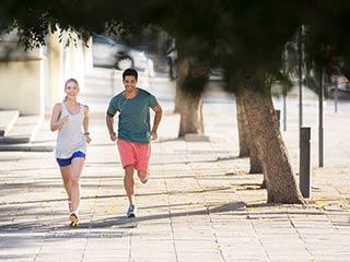 Want to stay fit: Start running backwards