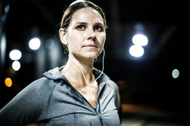 Sweaty exercise routines
