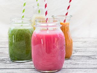 Regular <strong>consumption</strong> of smoothies may cause diabetes