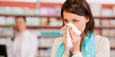 Foods that you should avoid in order to prevent nasal congestion