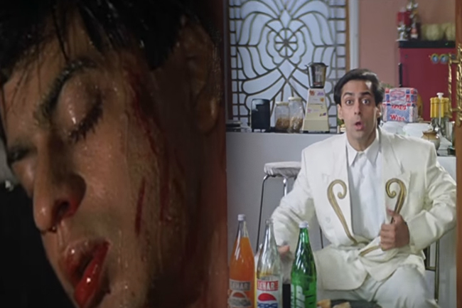Hum Aapke Hain Koun and Darr was initially offered to Aamir