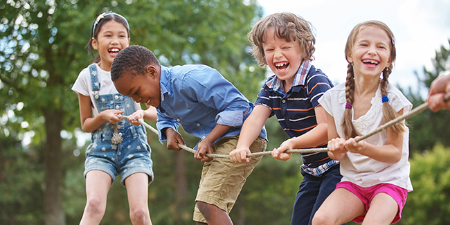 The more playtime in childhood the less likely to be heart diseases and diabetes in adulthood