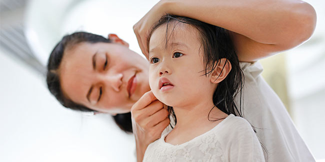 This is how you can clean your kid's ear at home